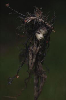 a root faerie by chicorydell