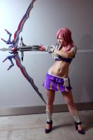 Serah Farron by JokerLolibel