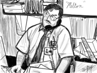 Milton by GhostInKernel32