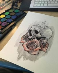 watercolor fun by Anny-D