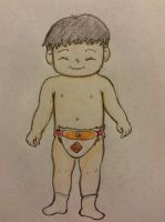 Diaper boy age regression by Drypers