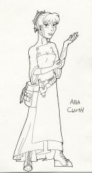 Ana Curth, Surgeon by Ravenkeeper