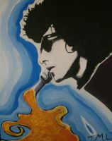 Bob Dylan by tree27