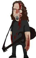 Tom Araya by Katara-Leto