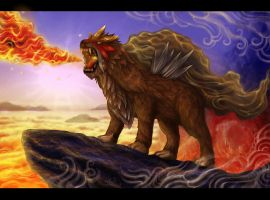 Pride of Entei