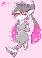 Casual Callie by kizunagatari