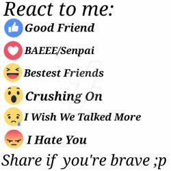 Meme 1 - React to me by If-I-Had-You