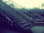 Escalier by Made-in-Popsiinette