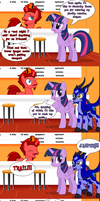 CMSN: Family Ties by JasperPie