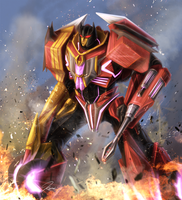 TF FOC DeadEnd by kaithel