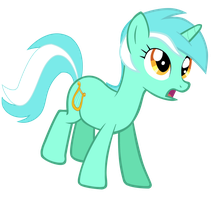 Lyra Vector 2 by WillowTails