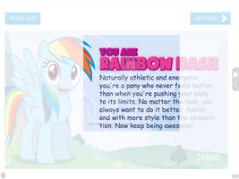 I am dashie! by TheFloweyfanclub