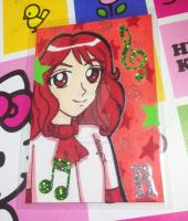 ACEO Gift: Maestro R by Magical-Mama