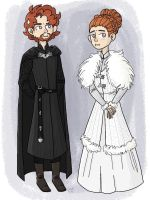 GoT/Asoiaf - Ready for da wedding by Grandkhan