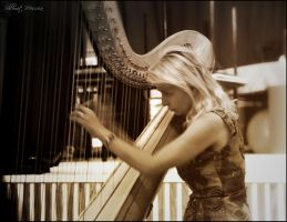 Music for harp by ShlomitMessica