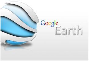 Google Earth icon replacement by iVicio