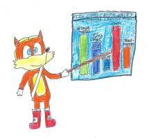 Antoine shows the IDW Sonic sales by dth1971
