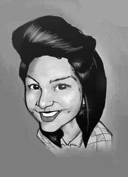 Caricatures Comissions and gifs by rhuvenciyo