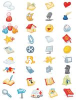 more icons by antonist