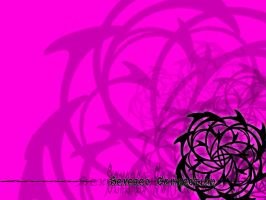 Severed Connection WP 1 Pink by severedconnection