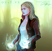 OuatVS Emma by TheCecile