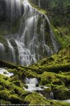 Waterfall - Proxy Falls by La-Vita-a-Bella