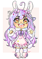 Chibi Lilly - Comission For Nta by littlemary08