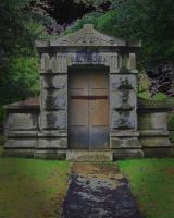 Samuel Thorn's Final Home by chillerstudios
