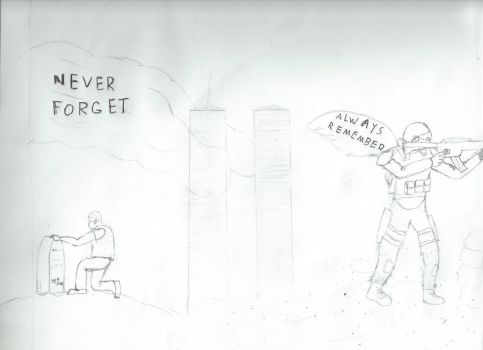 Never Forget by xtlerx