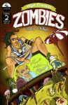 High Fructose Zombies Issue 2 Cover by spulunk