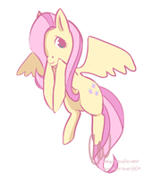 Fluttershy by Mage-Class