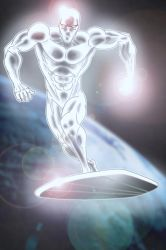 Silver Surfer Prestige Series by Thuddleston