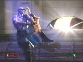 Quan Chi on his free time by Purplestar213