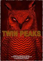 Twin Peaks by simonsdoodles