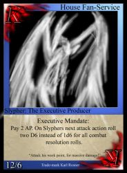 Card Prototype by GuardsmanKR