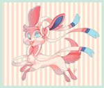 Sylveon by Lisosa