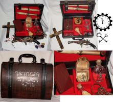 Vampyre Slayer Kit by Spooky-Elric