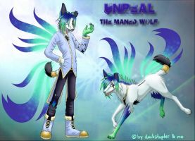 :Gift: Unreal by MoonyWings