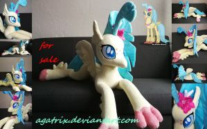 Princess Skystar plush 40inch(laying down)SOLD by agatrix