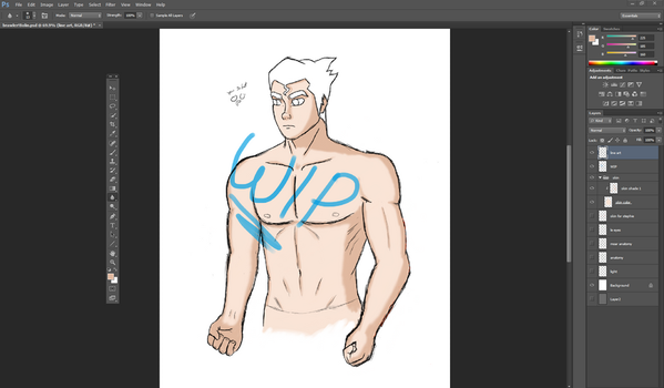 Bolin wip pt 2 by mnms94
