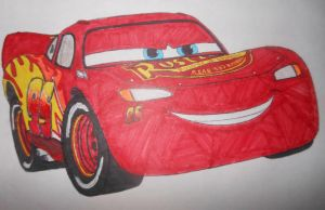 Cars 3 Lightning Mcqueen by sgtjack2016