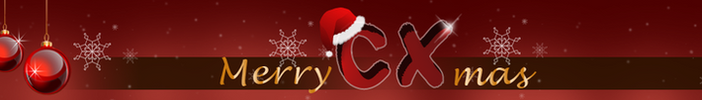 CXmas Banner by DeanDesign