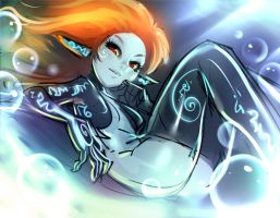 Midna RBrush by ManiacPaint
