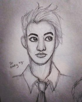 Brendon Urie by THEEPICARTIST8
