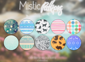 Mistic Patterns || C. by ColorsBox