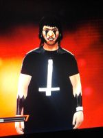 Me In WWE 2k14 by Chernandez2020