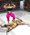 Bare-Knuckle Boxing 10 by Stone3D