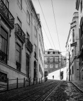 Streets of Lisbon #1 by Roger-Wilco-66