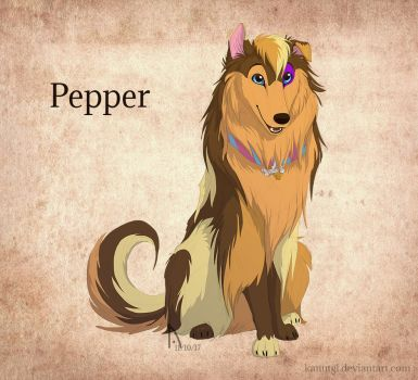 Pepper by KanuTGL