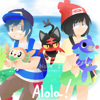 Welcome to Alola! by NovayaCM